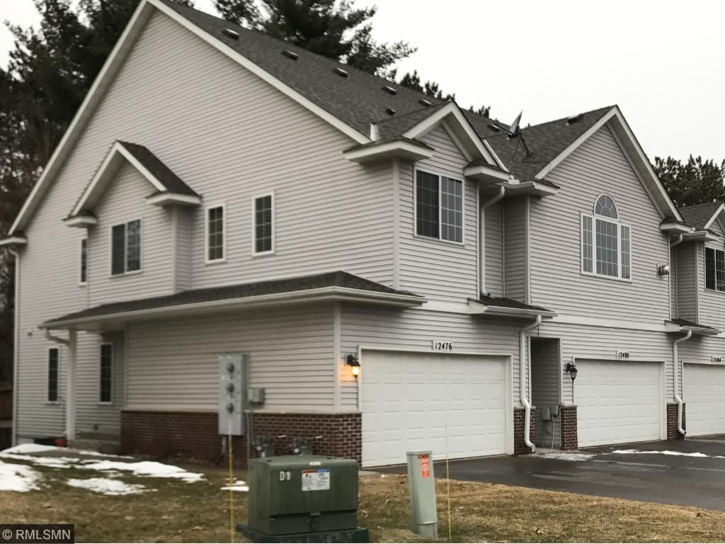 Photo of 12476 Unity Street NW  Coon Rapids  MN