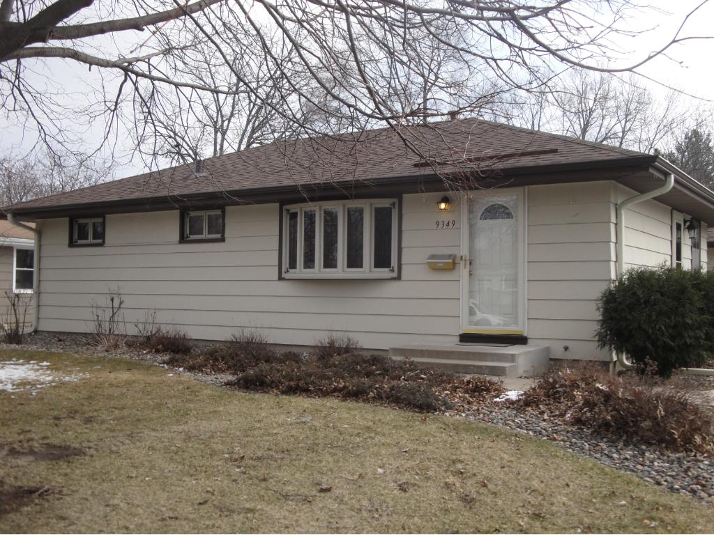 Photo of 9349 Oakland Avenue S  Bloomington  MN