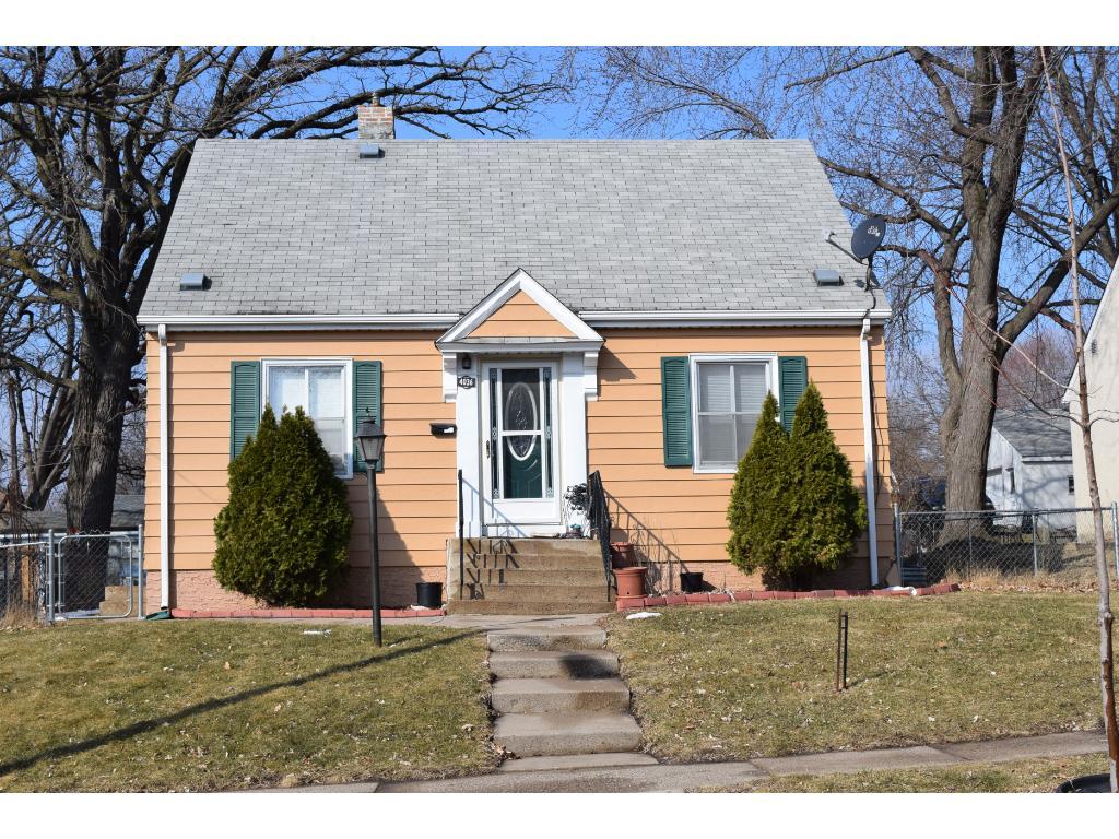 Photo of 4036 Washington Street NE  Columbia Heights  MN