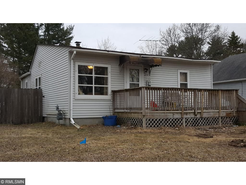 Photo of 224 Grove Street  Mora  MN