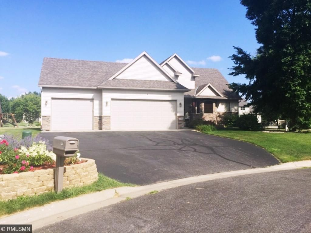 Photo of 418 Eagle Ridge Court  Saint Joseph  MN