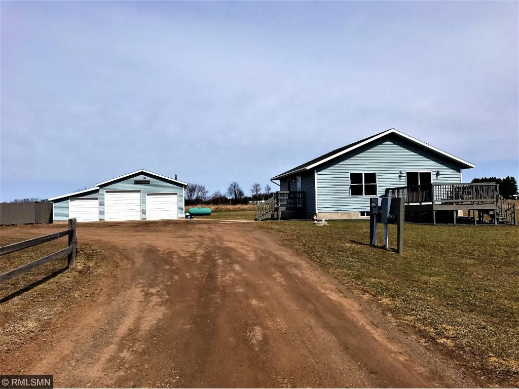 Photo of 440 South Road  Centuria  WI