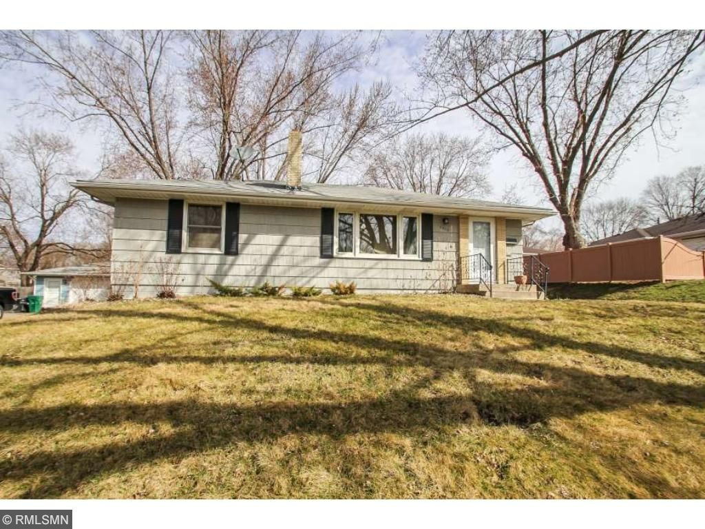 Photo of 6808 38th Avenue N  Crystal  MN