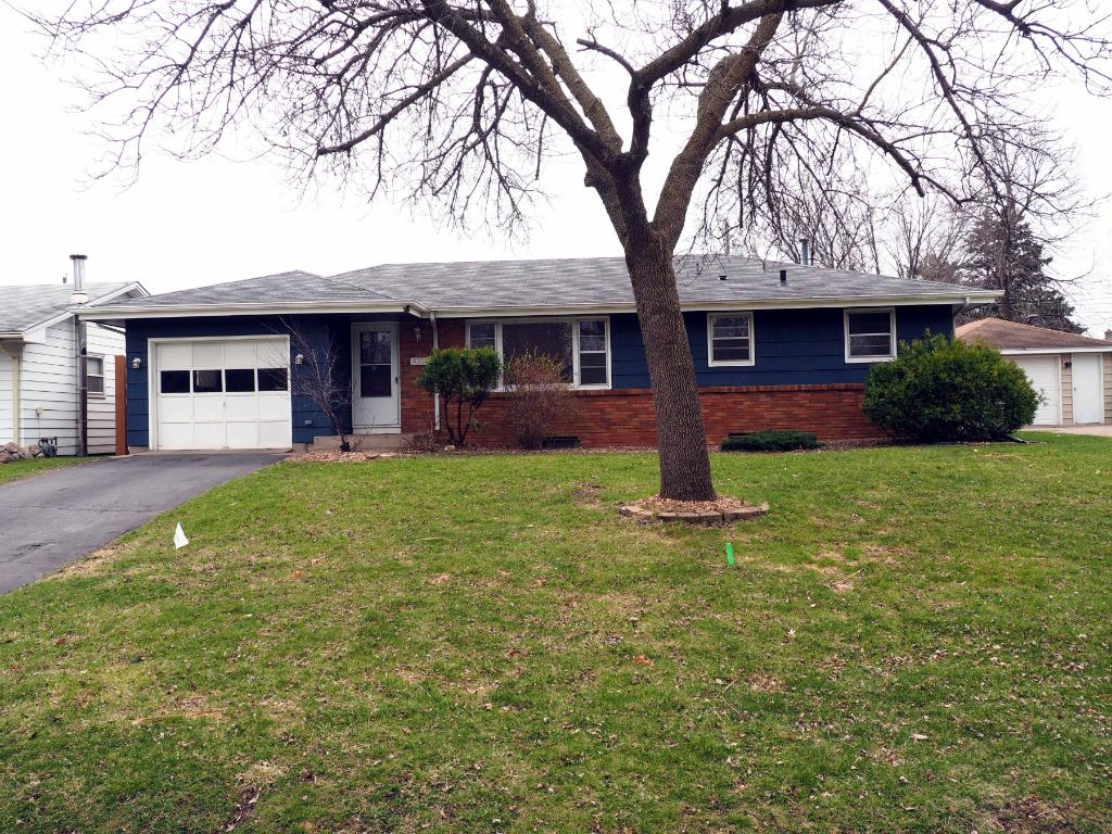 Photo of 6325 61st Avenue N  Crystal  MN