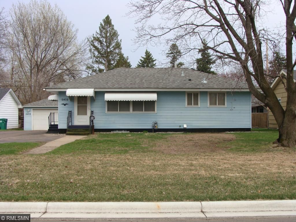 Photo of 5408 Unity Avenue N  Crystal  MN