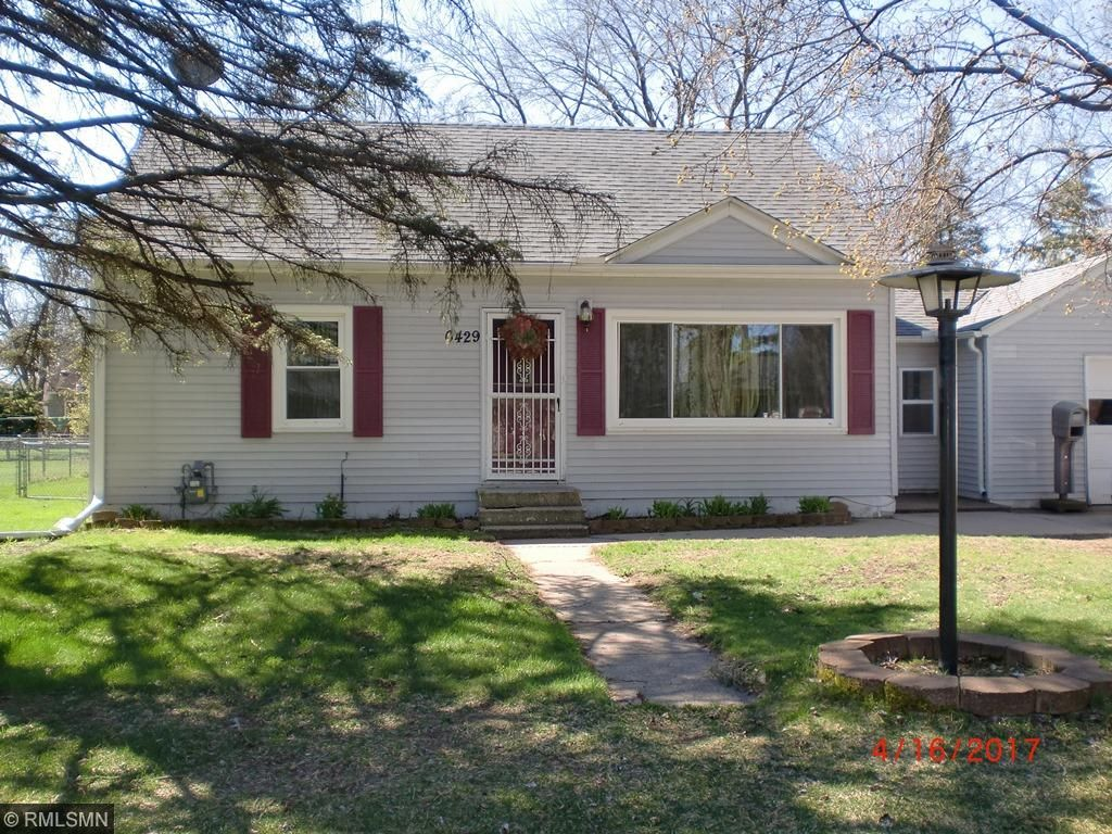 Photo of 6429 57th Avenue N  Crystal  MN