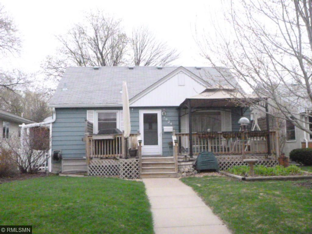 Photo of 3824 Toledo Avenue N  Robbinsdale  MN