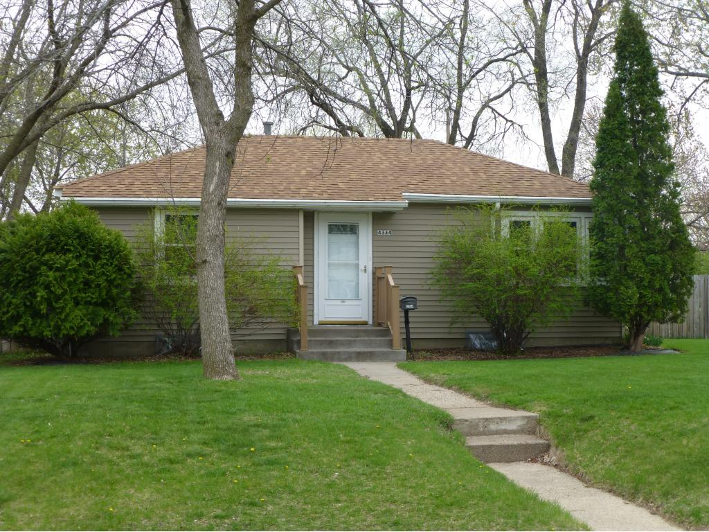 Photo of 4334 Unity Avenue N  Robbinsdale  MN