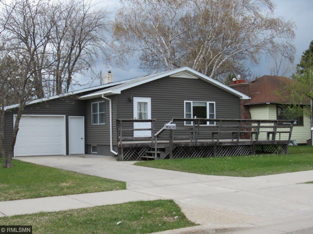 Photo of 505 Pleasant Avenue S  Park Rapids  MN