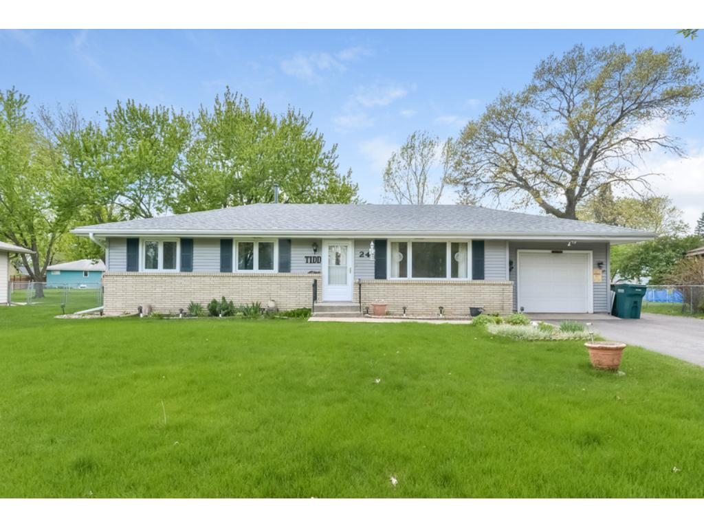 Photo of 24 103rd Avenue NW  Coon Rapids  MN