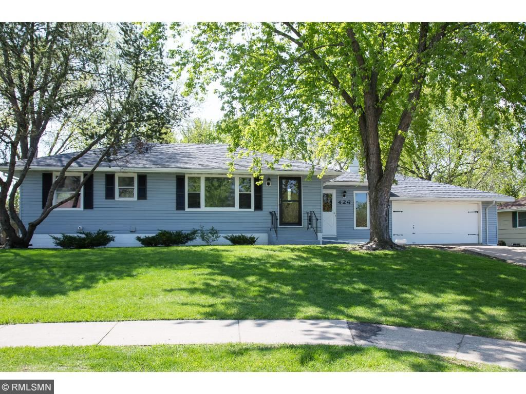Photo of 426 113TH LANE NW  Coon Rapids  MN