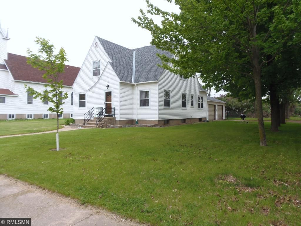 Photo of 206 Leslie Avenue W  Clarissa  MN