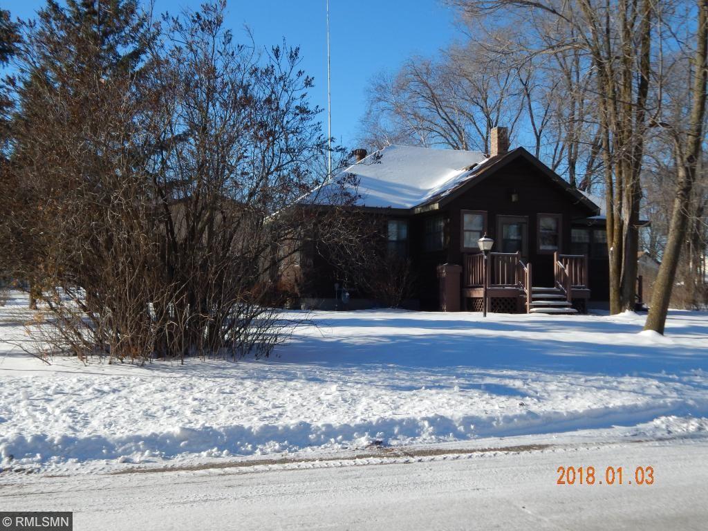 Photo of 218 Borgstrom Street  Upsala  MN
