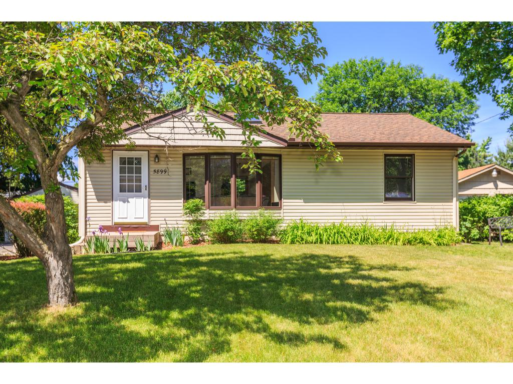 Photo of 5899 Carlson Street  Shoreview  MN