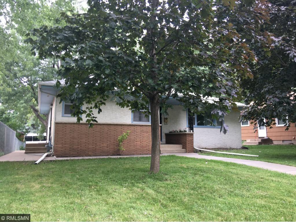 Photo of 4530 Polk Street NE  Columbia Heights  MN