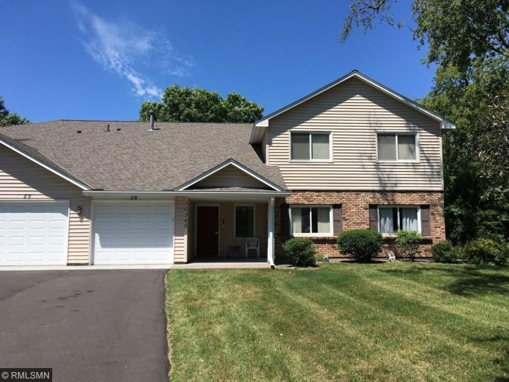 Photo of 10360 Linnet Circle NW  Coon Rapids  MN
