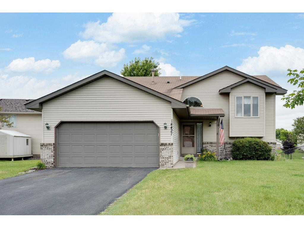 Photo of 14427 Wintergreen Street NW  Andover  MN
