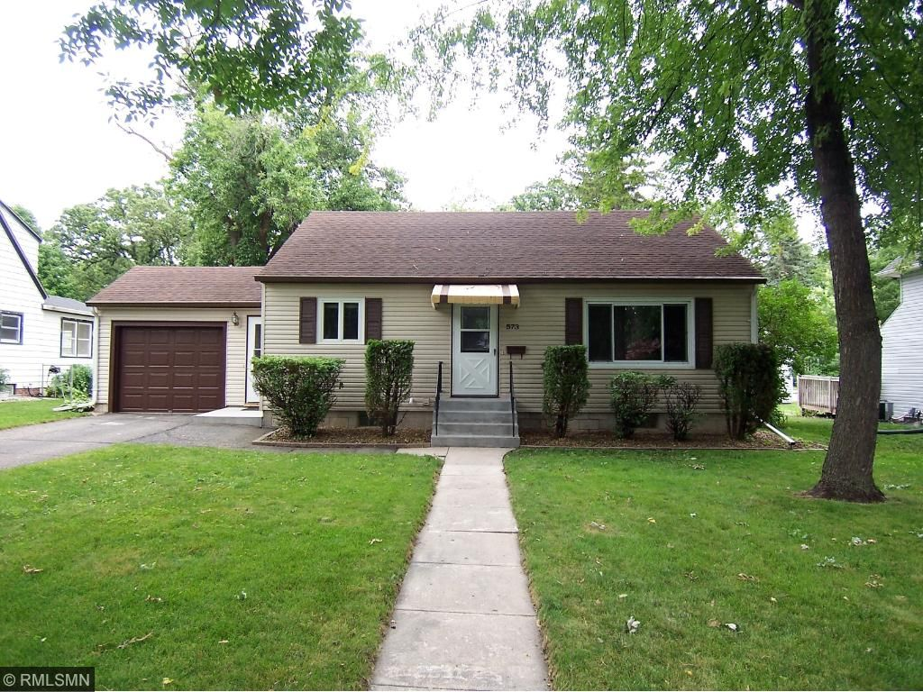 Photo of 573 Grove Street SW  Hutchinson  MN