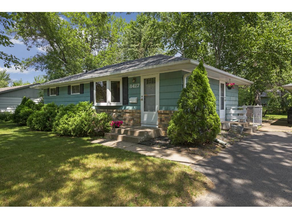 Photo of 8417 Rich Avenue S  Bloomington  MN