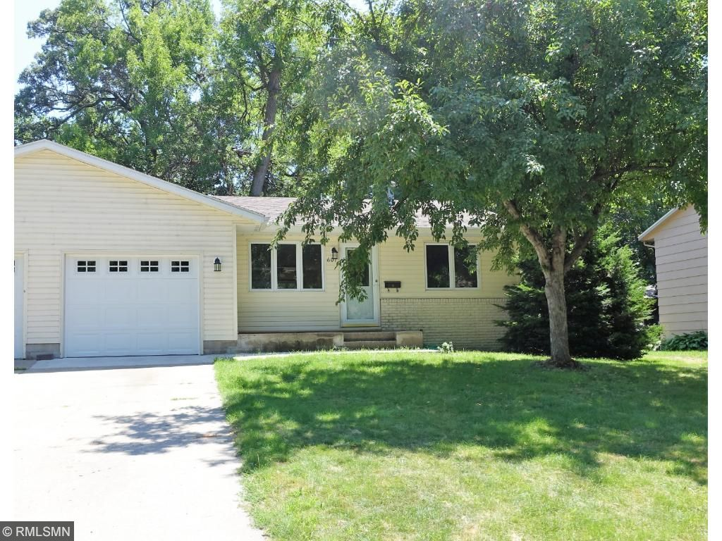 Photo of 607 Roberts Street SW  Hutchinson  MN