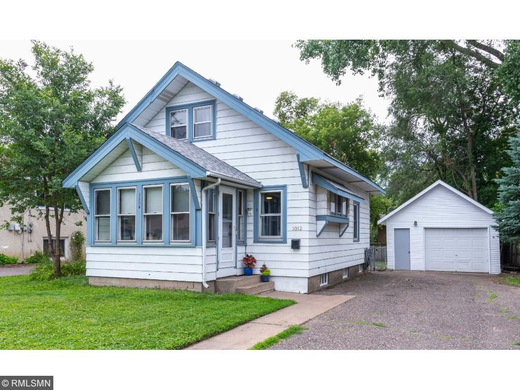 Photo of 1012 45th Avenue NE  Columbia Heights  MN