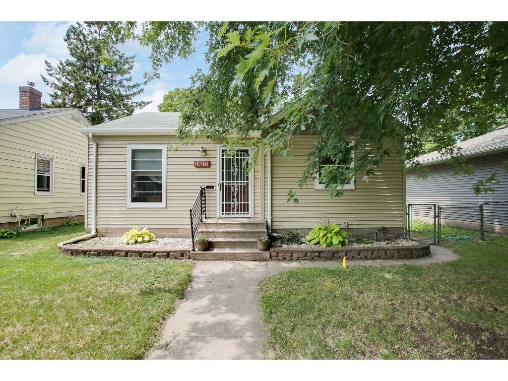 Photo of 4948 6th Street NE  Columbia Heights  MN