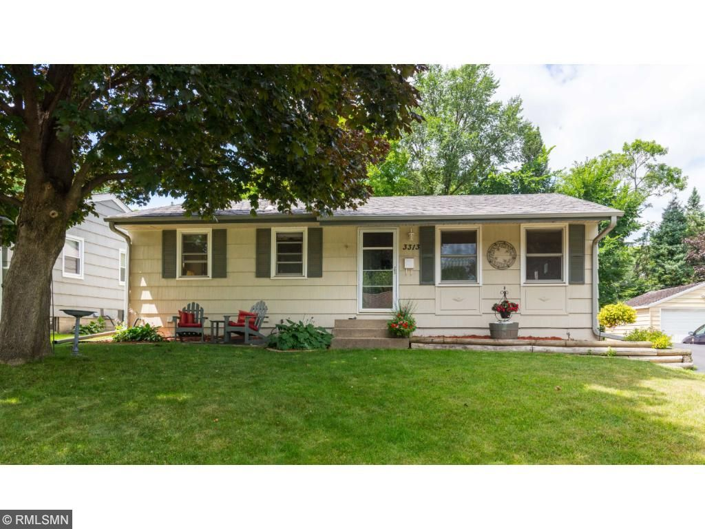 Photo of 3313 Wisconsin Avenue N  Crystal  MN