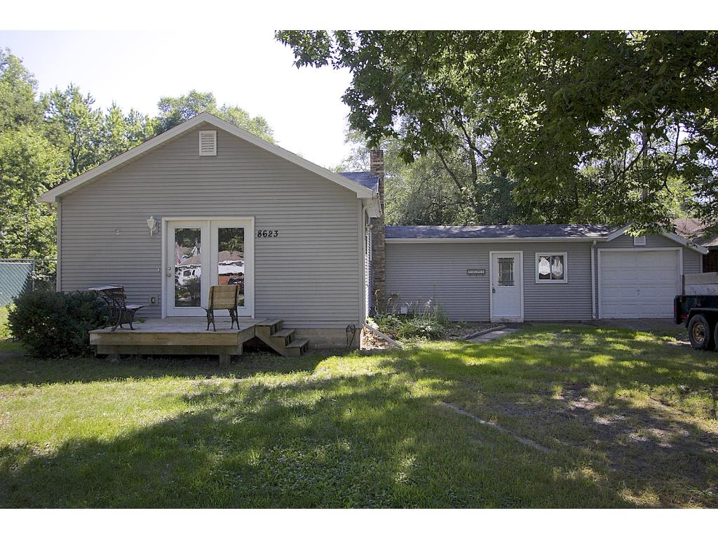 Photo of 8623 Lincoln Street NE  Blaine  MN