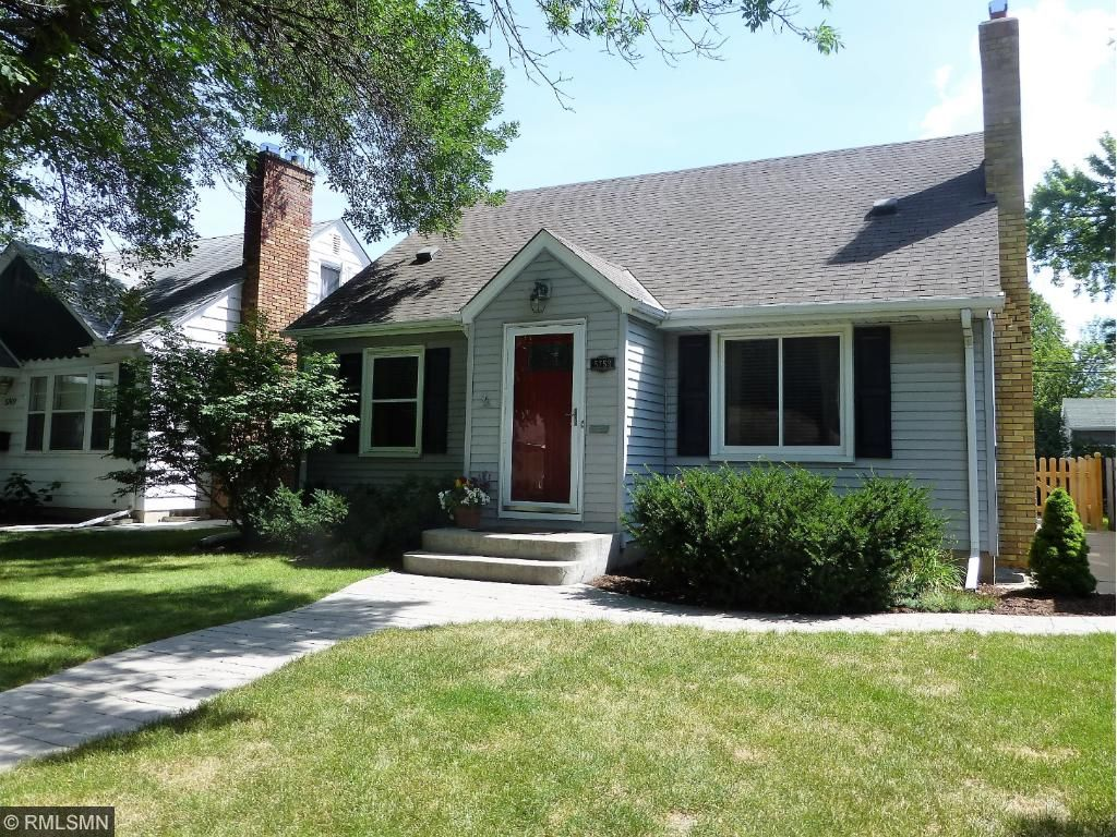 5753 Sheridan Avenue S, Linden Hills, Minnesota
