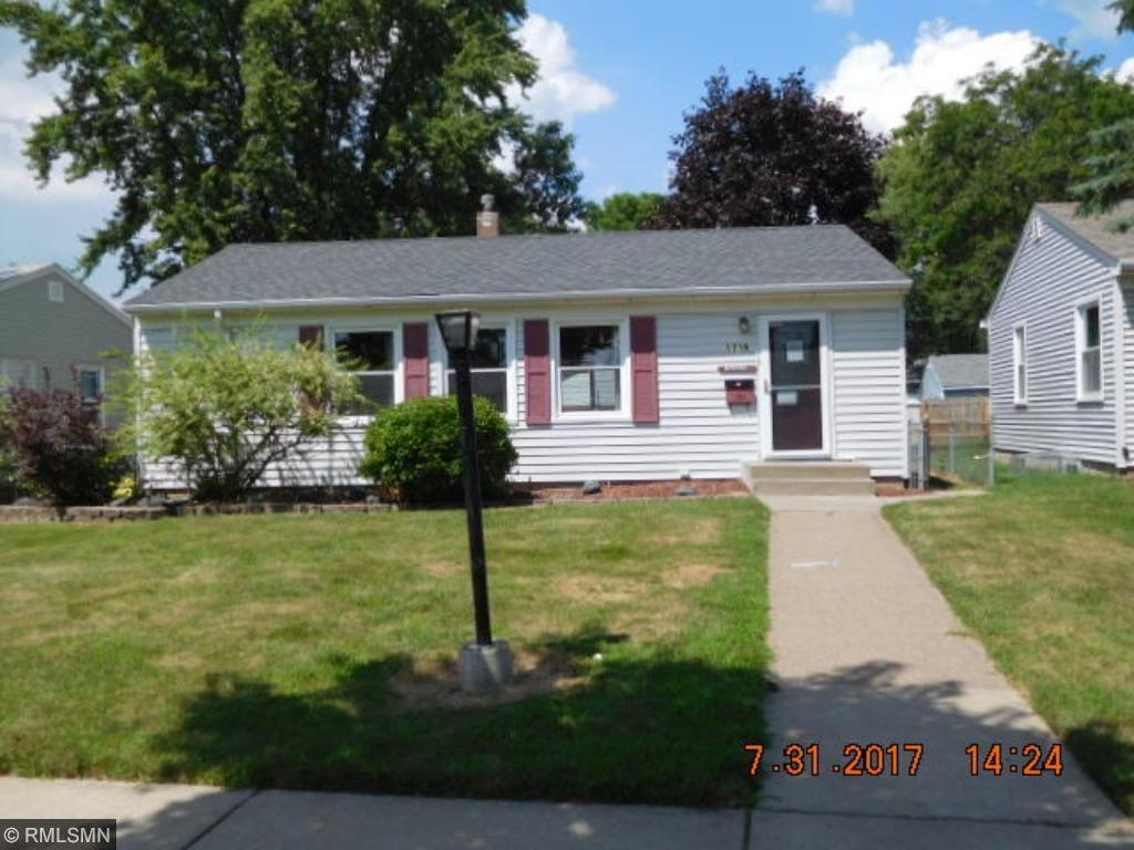 Photo of 1715 Iowa Avenue E  Saint Paul  MN