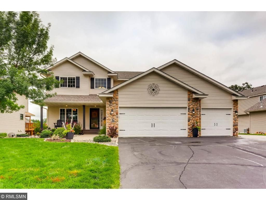 Photo of 1247 Irvine Drive  Hanover  MN