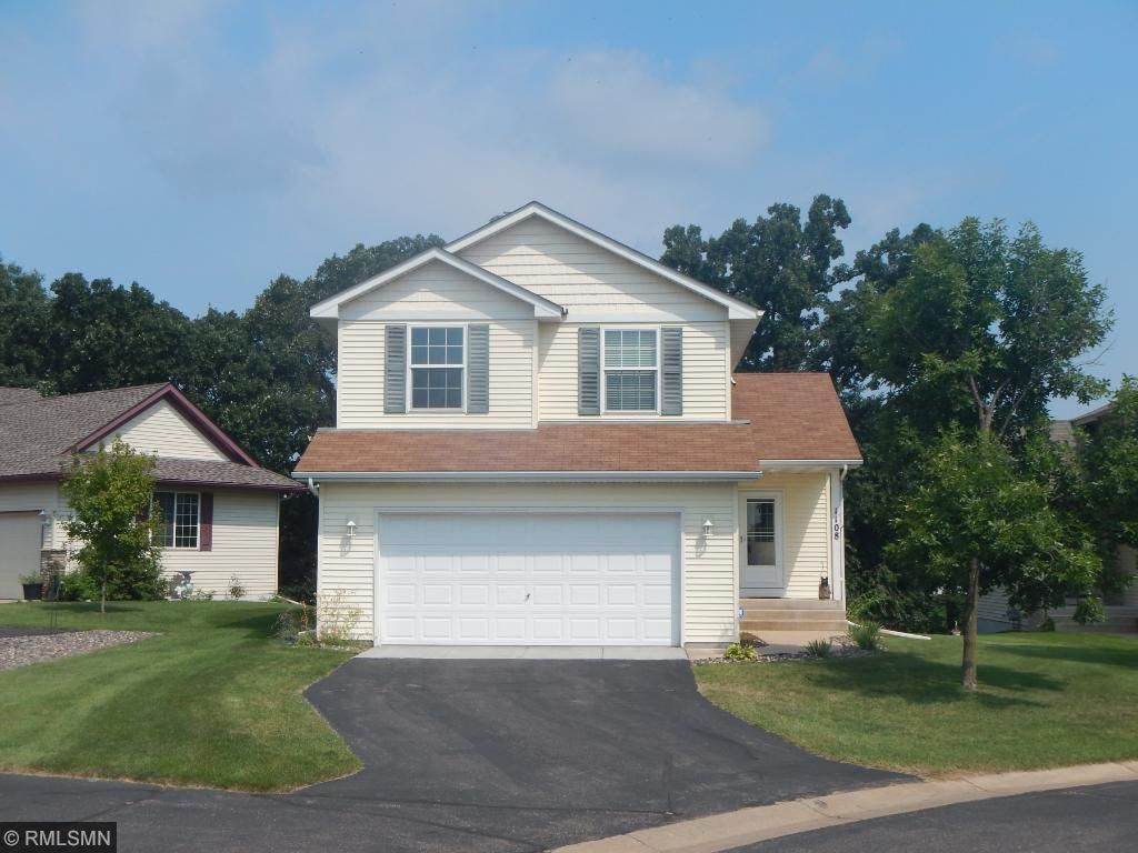 Photo of 1108 Melody Court NW  Isanti  MN