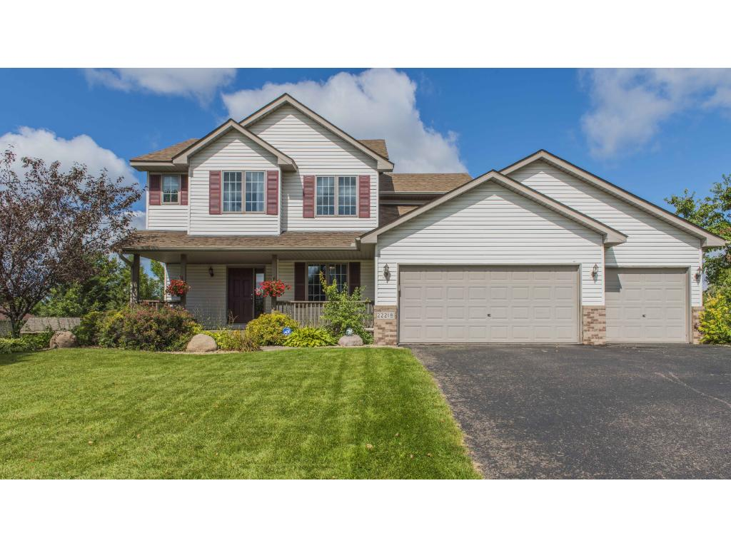 Photo of 22218 Red Oak Drive  Rogers  MN