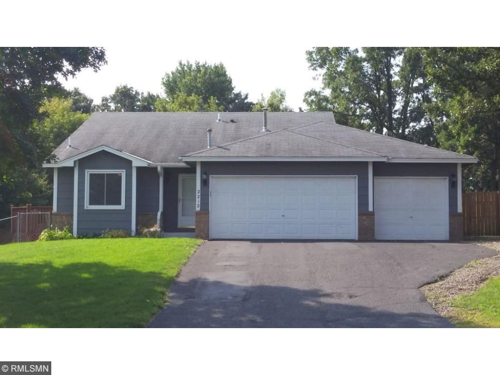 Photo of 2212 141st Avenue NW  Andover  MN
