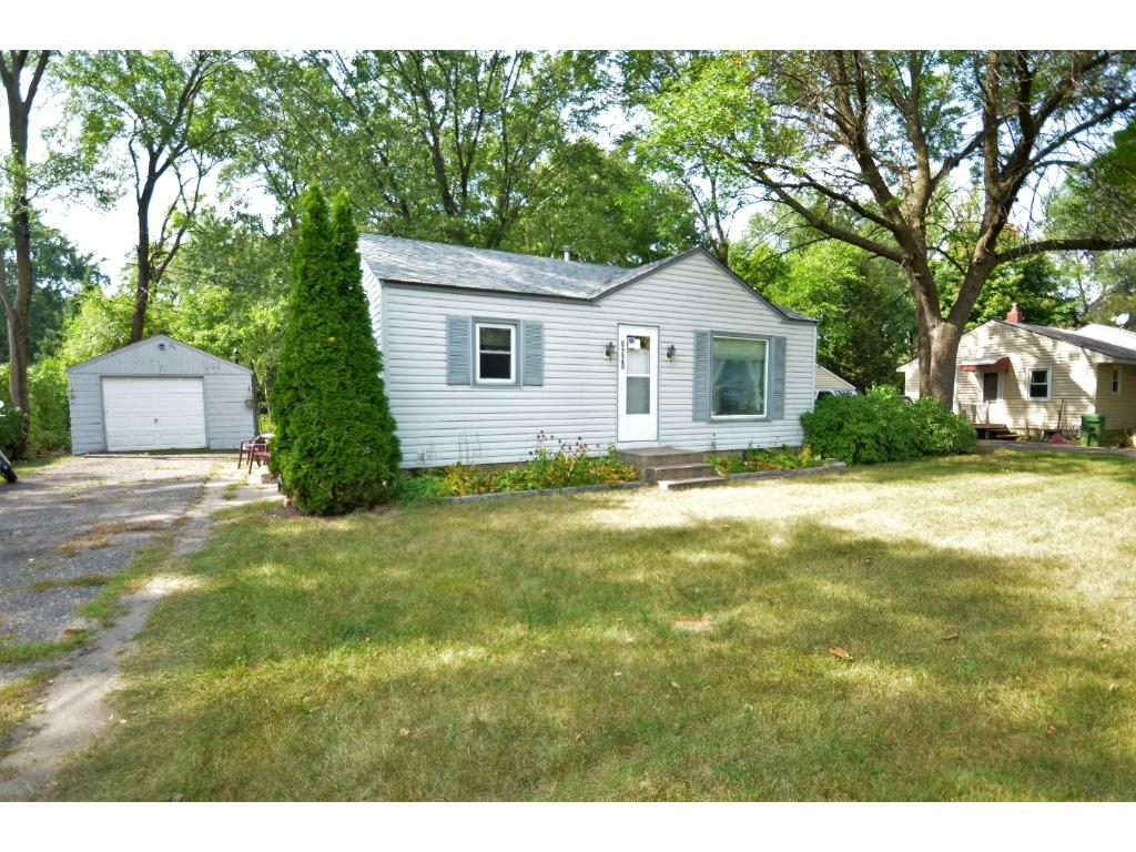 Photo of 8220 Monroe Street NE  Spring Lake Park  MN