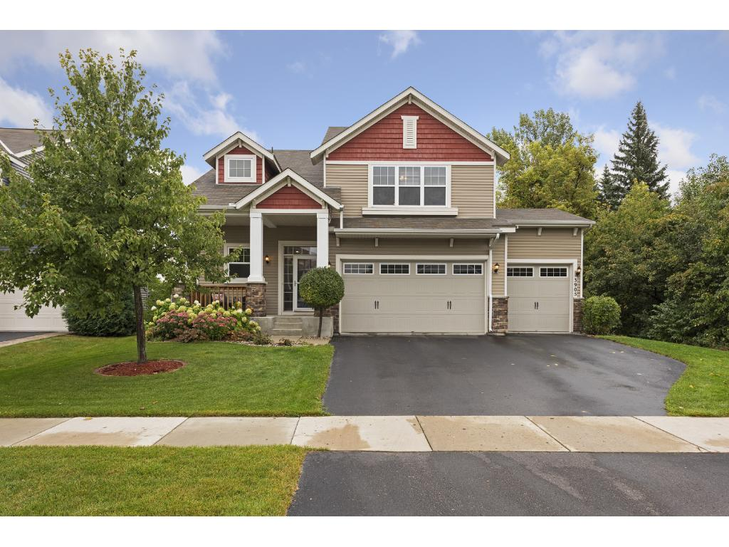 3905 Valencia Lane, Chaska in Carver County, MN 55318 Home for Sale