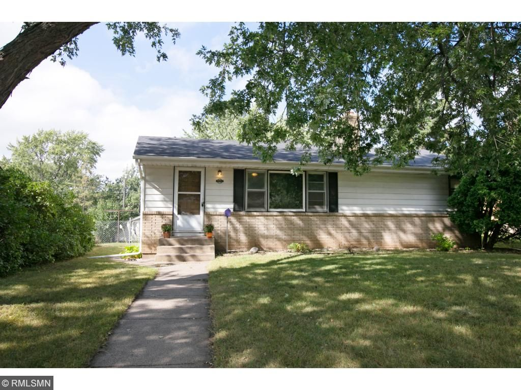 Photo of 4842 7th Street NE  Columbia Heights  MN