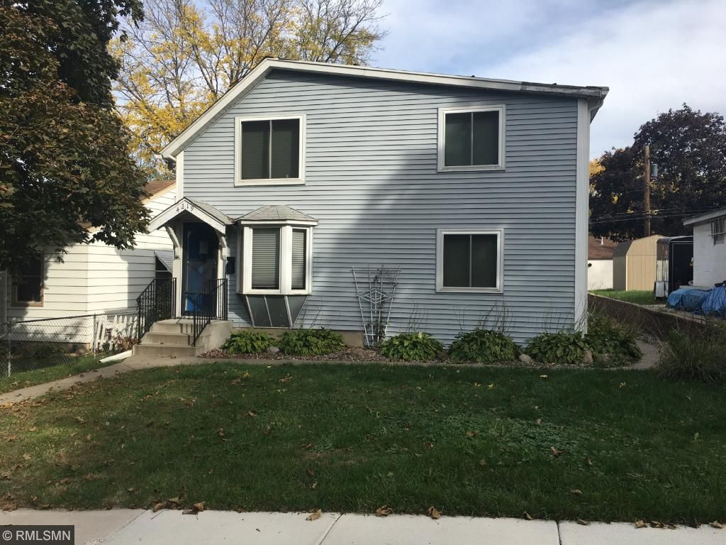 Photo of 4219 Jefferson Street NE  Columbia Heights  MN
