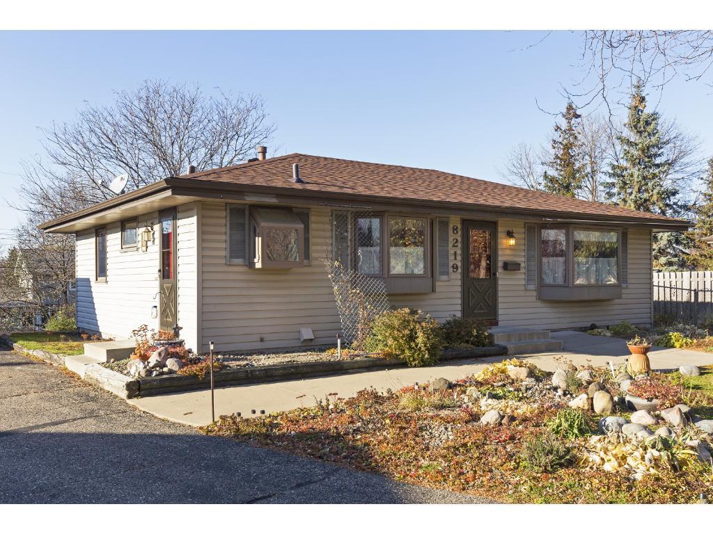 Single Story property for sale at 8219 Harrison Circle, Bloomington Minnesota 55437