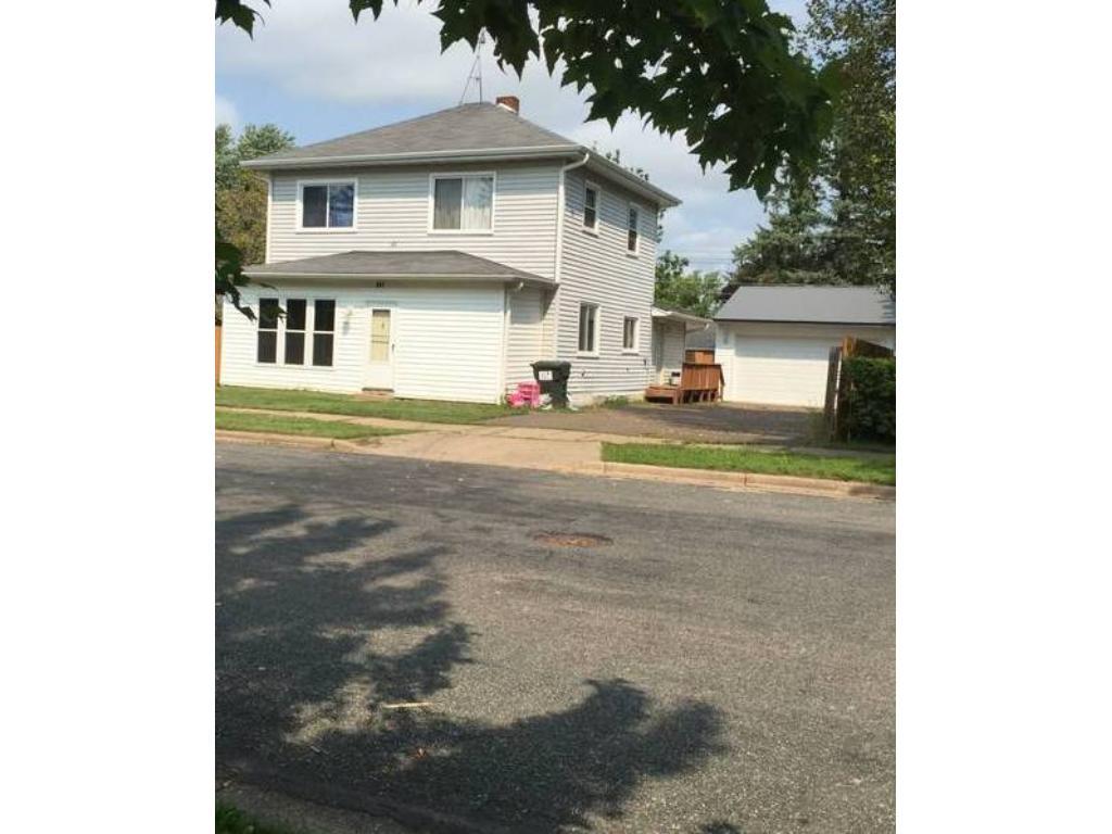 601 W Brown Street Augusta, WI 54722