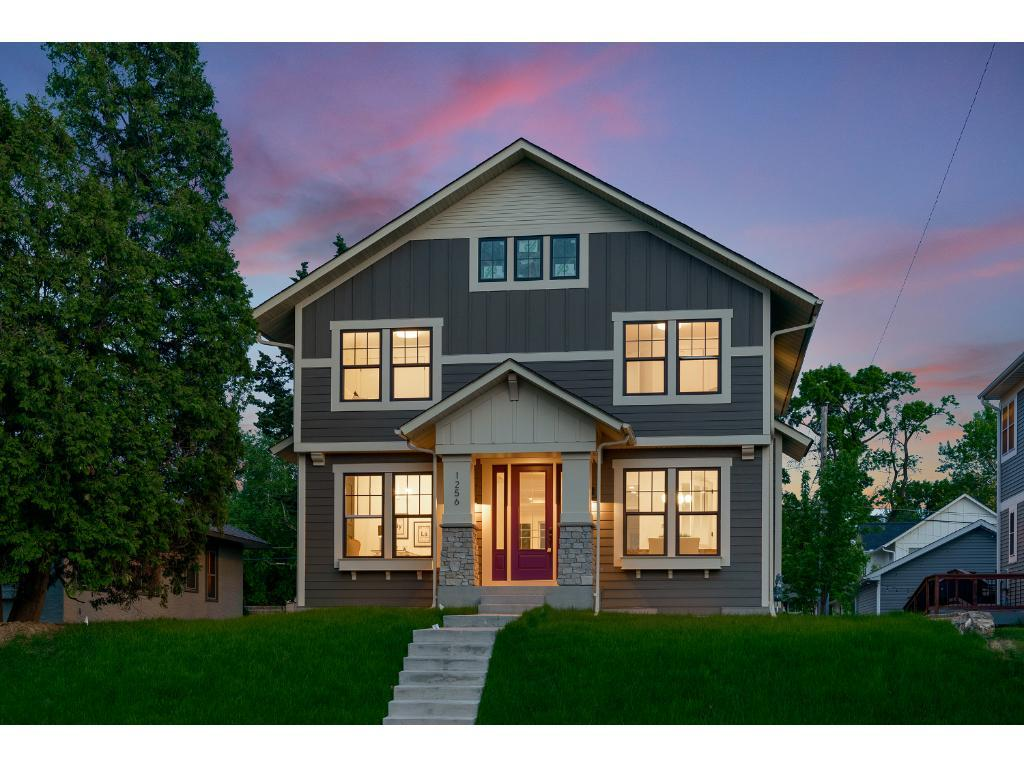 1256 Hartford Avenue, St Paul - Highland Park Two Story