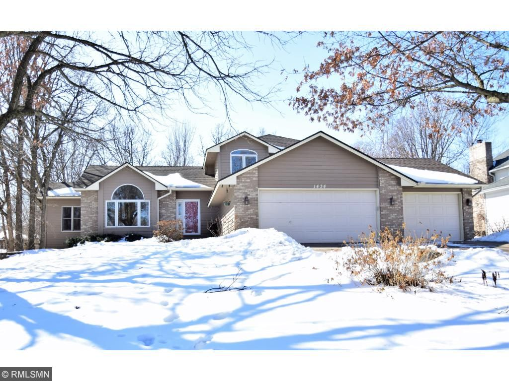 1434 138th Lane NW, Andover in Anoka County, MN 55304 Home for Sale