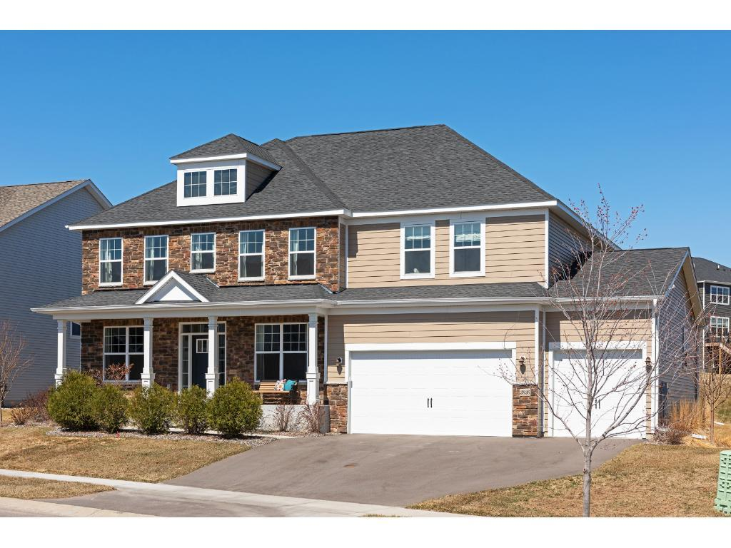 One of Chaska 4 Bedroom Homes for Sale at 3836 Founders Way