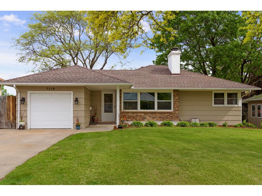 7110 W 23rd Street, Saint Louis Park in Hennepin County, MN 55426 Home for Sale