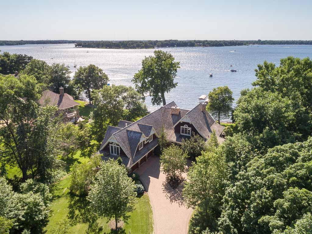 White Bear Lake Waterfront Homes For Sale