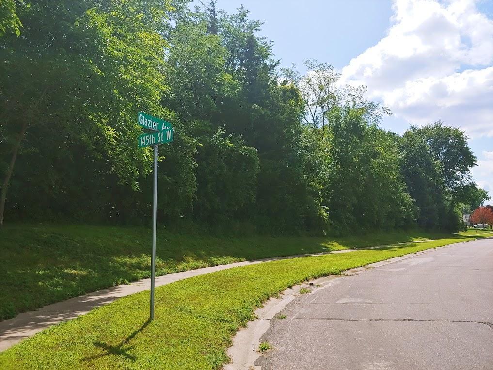 Glazier Avenue, Apple Valley, Minnesota
