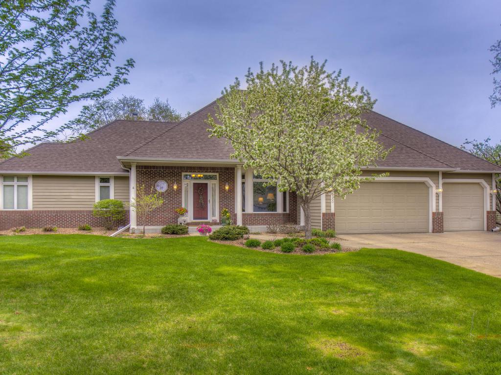 2300 Great Oaks Drive, one of homes for sale in Burnsville