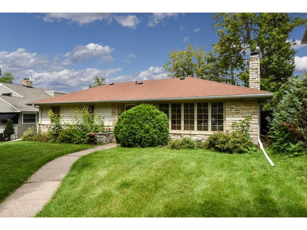 1615 Hillcrest Avenue, St Paul - Highland Park Price Reduced