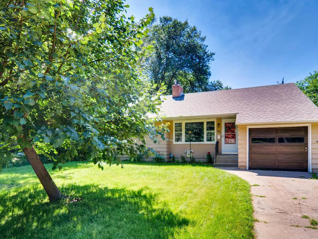 1840 Hampshire Avenue S, Saint Louis Park in Hennepin County, MN 55426 Home for Sale