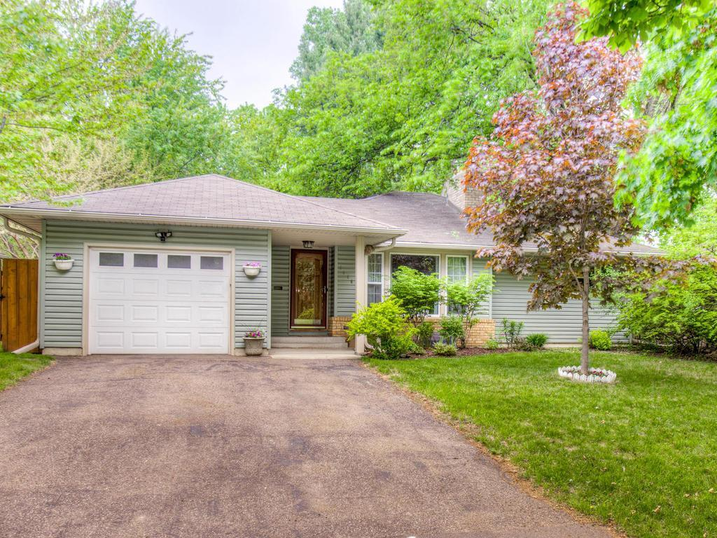 1316 Flag Avenue S, Saint Louis Park in Hennepin County, MN 55426 Home for Sale